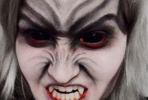 strega face paint