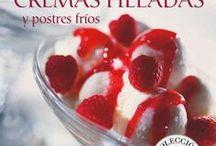 84 Recetas para cremas frías