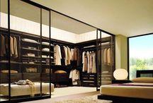 Walking closet