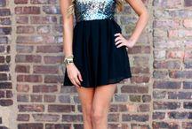 dresses / by Julie Scarborough