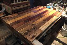 Wood Palette Goodies