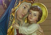 Ikony Matki Boskiej z Panem Jezusem
