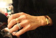 wedding ring ideas / by Stephanie Kim