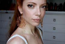 Júlia Petit - Make e Penteados
