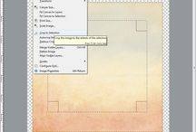 GIMP editing software
