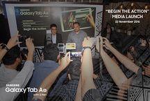 SAMSUNG GALAXY TAB A With S-Pen - Media Launch - Kaffeine (SCBD)