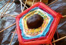 Chestnut crafts