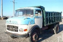 Commercial Vehicles / A commercial vehicle is any type of motor vehicle used for transporting goods or paid passengers. Old commercial vehicles, like vintage cars, are popular items for preservation.