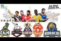 Pakistan Super League (PSL) Schedule 2017