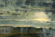Sussex Downs Sunset XXV makes final round of judging of Lynn Painter-Stainers Prize 2015 / Sussex Downs Sunset XXV #landscape #painting shortlisted for final judging of the #LynnPainter-Stainers2015 prize. We will be off to the #Mall Galleries, SW1, London in January 2015. Thrillled!
