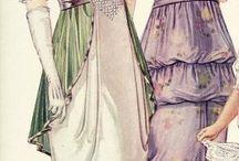 1914-1920 fashion