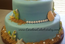 Cake inspirations. / by Vanessa-Chris Edwards