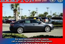 Deals on Wheels - Hampton Toyota Specials