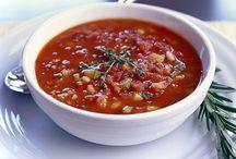 Super Soups / by Natures-Health-Foods.com