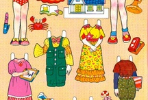 clothes paper doll