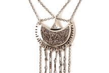 Jewelry in boho style / by By Wilma