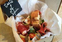 Lunch Box / Menús completos para llevarlos donde tu quieras!