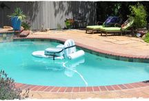 Swimming pool or spa design / Luxury pool designers that specialize in custom swimming pool construction and design