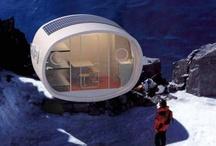 Small space/pod designs