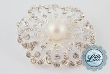 Little Lace Jewellery / Little Lace's jewellery collection including a wide range of affordable jewellery perfect for your wedding day.