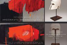 Argonauts: Separated Land / by Bill Lowe Gallery