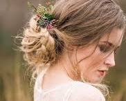 - wedding hairstyles -