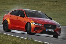 Jaguar's XE SV Project 8