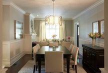 Dining room / by Karen Rountree