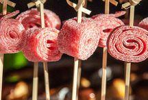 gateaux bonbons