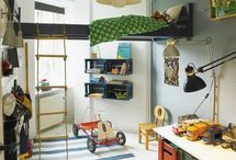 Home Spaces, nooks and crannies / by Mercy Vrazo