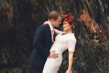 Stone & Marsala Bridals