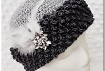 gorras crochet