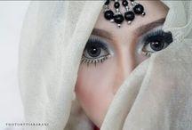 hijab photoshoot story