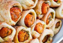 Vegan/healthy recipes / by Hanna Rose