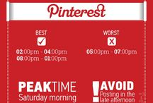 Social Media Tips Pinterest / Tips for using Pinterest for Social Media Marketing