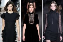Trends - all about black