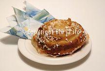 Gluteenitonta ruokaa ja leivonnaisia / Gluteenittomia ruoka- ja leivontaohjeita