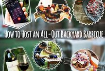 The Perfect Backyard BBQ / We at Murphy-Goode are pairing up with our friends Big Green Egg and ManMadeDIY to bring you a chance to wine a Large Big Green Egg or a Big Green Egg MiniMax.