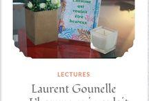 Lecture / Laurent Gounelle