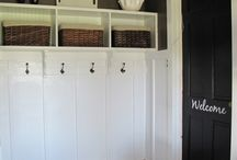 House Mudroom / by Kaila Charland