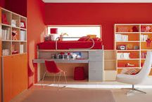 Kids Study Room Ideas / A GummyBabies.com.au collection of kids study room ideas.  Hope you get some inspiration.