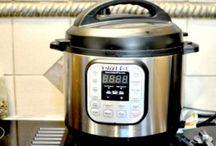 Instant Pot/ Pressure Cooker