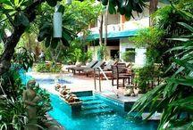 Garden/Pools