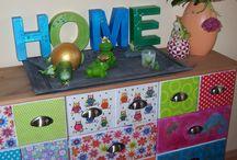 Home Deko / alles für s schöne Zuhause