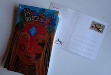 Postcards / my postcards