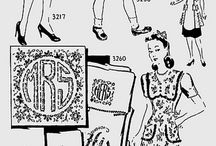 1940s Mail Order Patterns