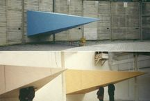as: sculptures and installations