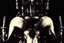 satanic - art/ girls and metal girls / satanic - art/ girls and metal girls ^_^