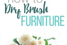 DIY furniture makeover
