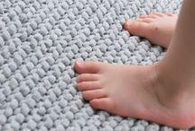 tapis crochet